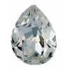 4230 Pear mm 14x10 Crystal